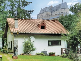 Stunning home in Vianden w/ WiFi and 3 Bedrooms