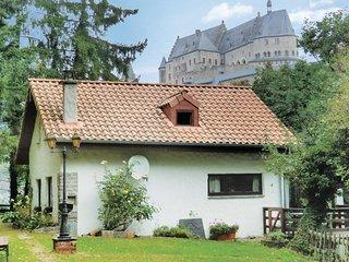 Stunning home in Vianden w/ WiFi and 3 Bedrooms