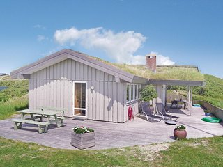 Stunning home in Fanø w/ WiFi and 3 Bedrooms (M21026)
