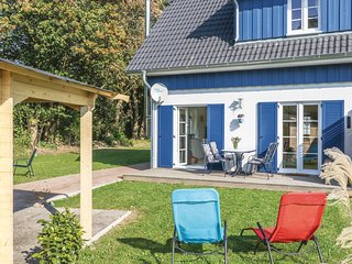 Nice home in Altefähr/Rügen w/ WiFi and 3 Bedrooms