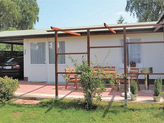 Amazing home in Trassenheide w/ 1 Bedrooms (DMU189)