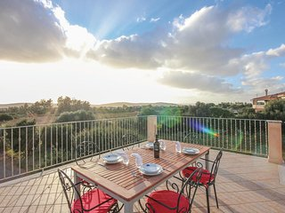 Awesome apartment in Sant'Anna Arresi w/ WiFi and 2 Bedrooms