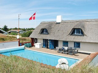 Awesome home in Hvide Sande w/ WiFi and 3 Bedrooms