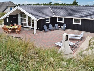 Nice home in Hvide Sande w/ Sauna, WiFi and 4 Bedrooms (A3570)