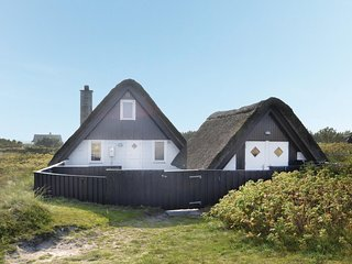 Awesome home in Hvide Sande w/ Sauna, WiFi and 3 Bedrooms (A3513)