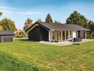 Beautiful home in Hojby w/ Sauna, WiFi and 3 Bedrooms