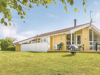 Beautiful home in Otterup w/ Sauna, WiFi and 4 Bedrooms