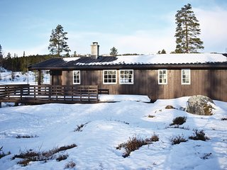 Beautiful home in Eggedal w/ 4 Bedrooms