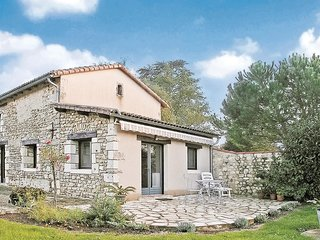 Awesome home in Nouaille Maupertuis w/ WiFi and 1 Bedrooms