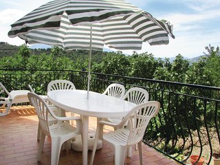 Nice home in Valle di Rostino w/ WiFi and 3 Bedrooms (FKO068)
