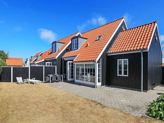 Skagen Holiday Home Sleeps 6 with WiFi - 5658101