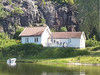 Awesome home in Hornnes w/ WiFi and 2 Bedrooms