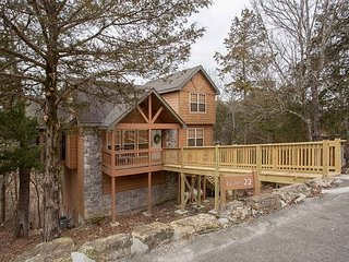 A tranquil escape to a 4 bedroom, 3 bath lodge located at Stonebridge Resort!