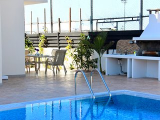 Villa Oceania - Luxury 3 Bdr villa with Private Pool at Nissi Beach Ayia Napa