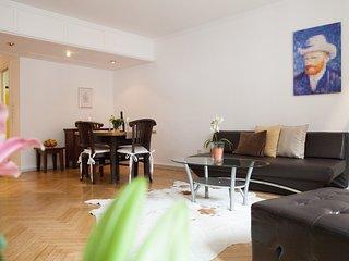 4 rooms best location Heidelberg Apheartments