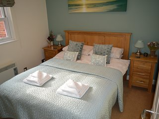 All cotton bedding and towels