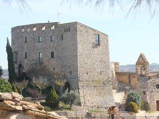 Castillo Rural Alquiler Castillo de Fonolleres