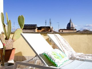 Attico Vicolo · Santonofrio Romantica Terrace