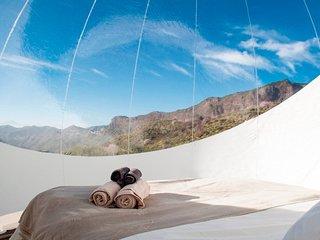 Bubbletent Canarias Finca La Isa