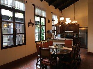 Casa de la Alameda - Charming colonial home w/ terrace & stunning volcano views
