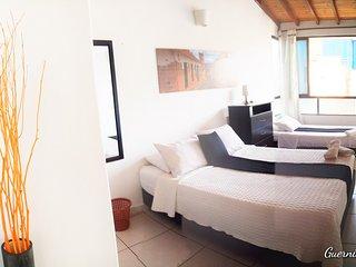 Habitaciones Triples Con Bano Privado En El Centro Historico De San Gil