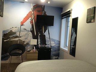 Hébergement La Villa Du Charme chambre l' aventuriers