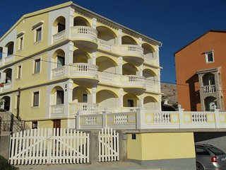 Two bedroom apartment Pag (A-16394-b)