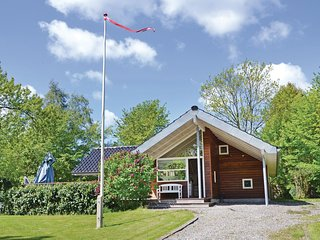 Stunning home in Gilleleje w/ Sauna, WiFi and 3 Bedrooms