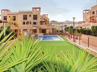 Awesome home in Aguilas w/ 2 Bedrooms