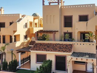 Amazing home in Aguilas with 2 Bedrooms (ECC593)