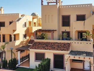 Amazing home in Aguilas w/ 2 Bedrooms (ECC593)