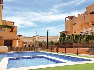 Amazing home in Águilas w/ 2 Bedrooms