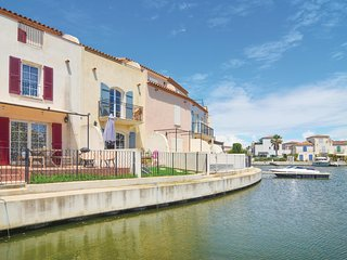 Awesome home in Aigues-Mortes w/ WiFi and 3 Bedrooms