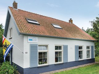 Nice home in Groede w/ WiFi and 1 Bedrooms