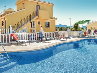 Beautiful home in Camposol w/ WiFi and 3 Bedrooms