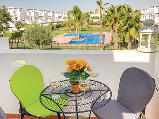 Beautiful home in Alhama de Murcia w/ 2 Bedrooms