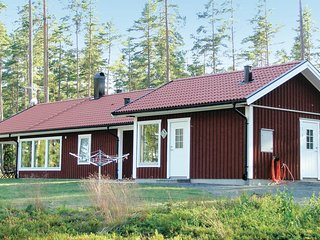Amazing home in Vaggeryd w/ Sauna and 3 Bedrooms (S05611)