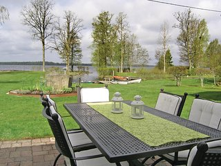 Awesome home in Bor w/ Sauna, WiFi and 2 Bedrooms