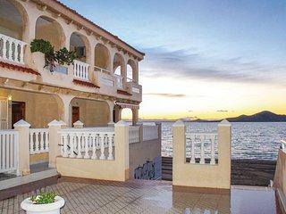 Beautiful home in La Manga-San Javier w/ 3 Bedrooms