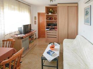 Beautiful home in Roquetas de Mar w/ WiFi and 1 Bedrooms (EAM116)