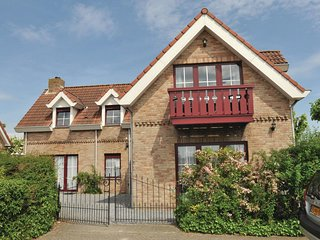 Amazing home in Groede w/ WiFi and 1 Bedrooms