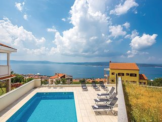 Nice home in Crikvenica w/ WiFi and 2 Bedrooms (CKA147)