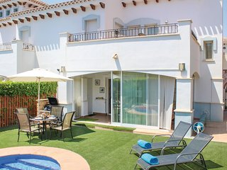 Nice home in Torre Pacheco w/ WiFi and 2 Bedrooms