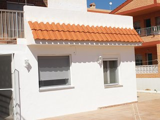 Awesome home in Los Alcazares w/ WiFi and 2 Bedrooms