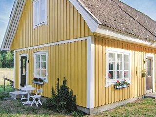 Amazing home in Stromsnasbruk w/ 1 Bedrooms