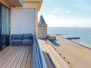Awesome home in Vlissingen w/ WiFi and 2 Bedrooms