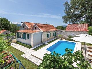 Amazing home in Zezevica w/ WiFi and 3 Bedrooms
