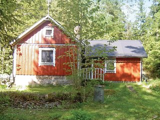 Beautiful home in Ryd w/ Sauna and 1 Bedrooms