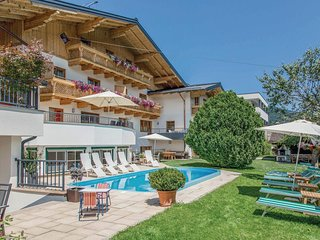 Amazing home in Wagrain w/ Sauna and 2 Bedrooms