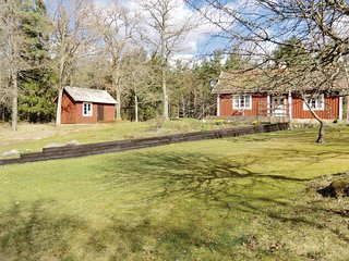 Beautiful home in Rockneby w/ WiFi and 2 Bedrooms